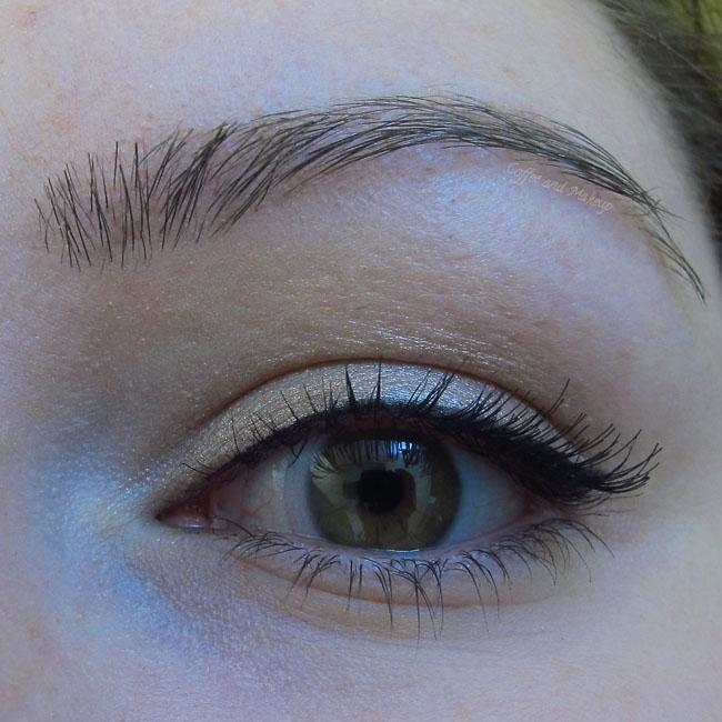 Wearing Ardell 301 False Eyelashes