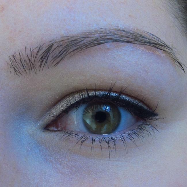 Without False Eyelashes