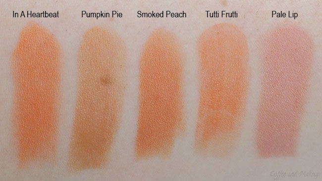 Mac In A Heartbeat Lipstick Comparison Swatches