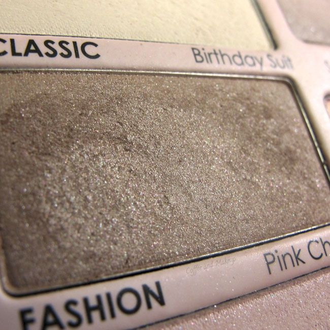 Too Faced Birthday Suit Eyeshadow