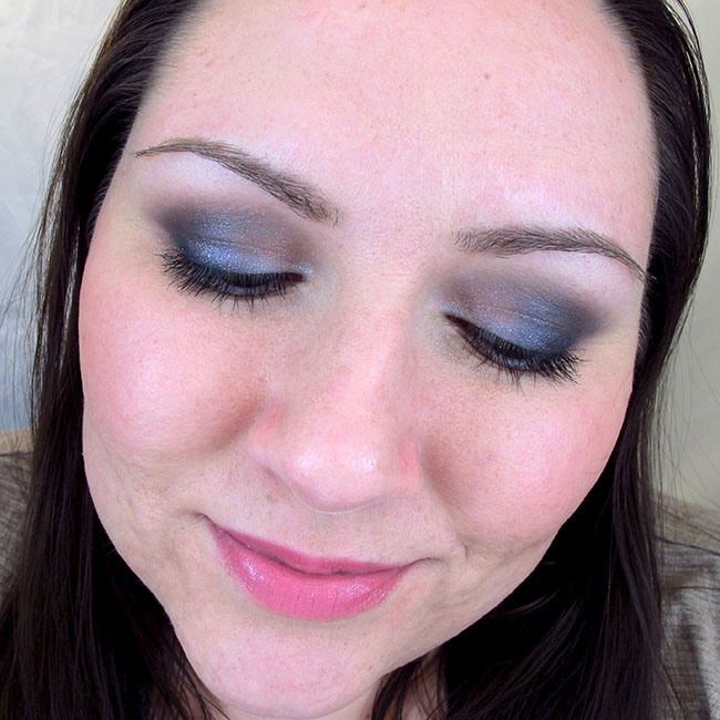 FOTD with BFTE Eyeshadows
