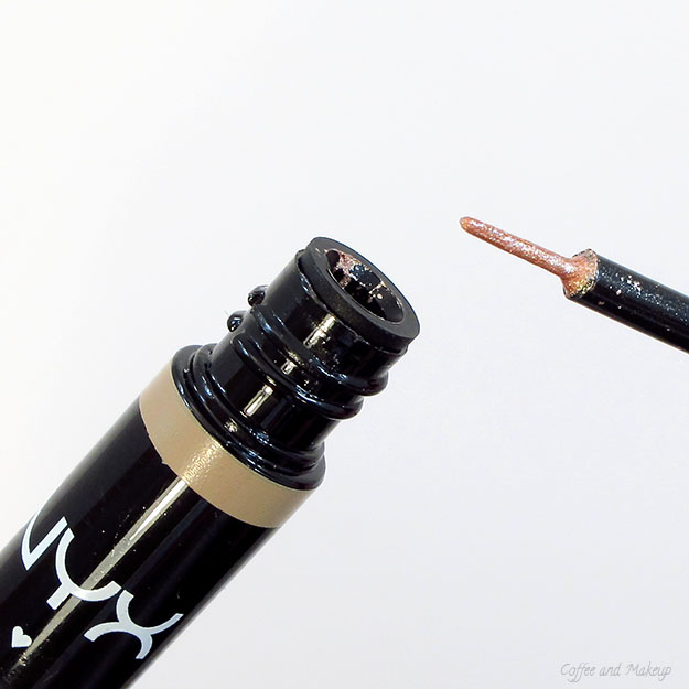 NYX Glam Liner Aqua Luxe Eyeliners