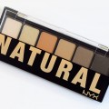 NYX Natural Palette