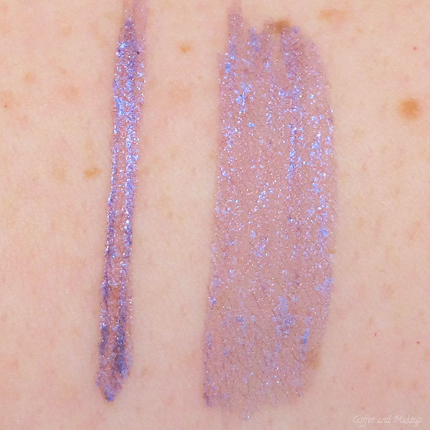NYX Glam Purple Glam Liner Aqua Luxe Swatch
