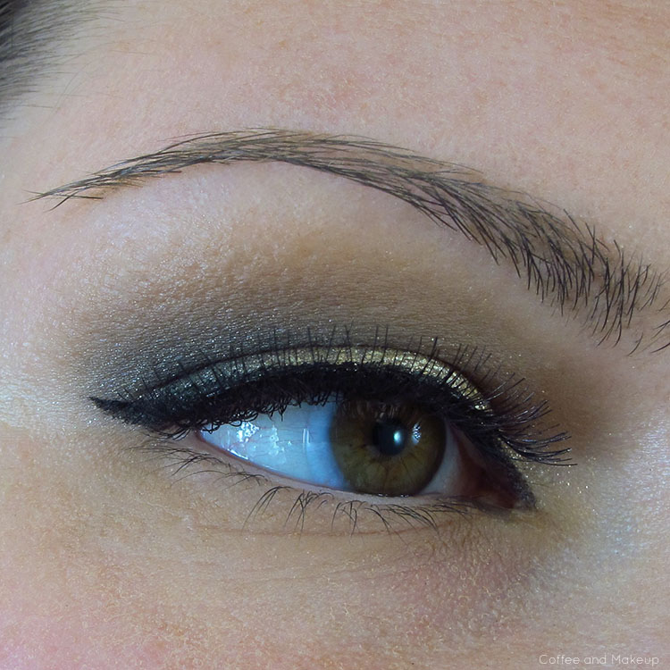 EOTD - Gold and Grey
