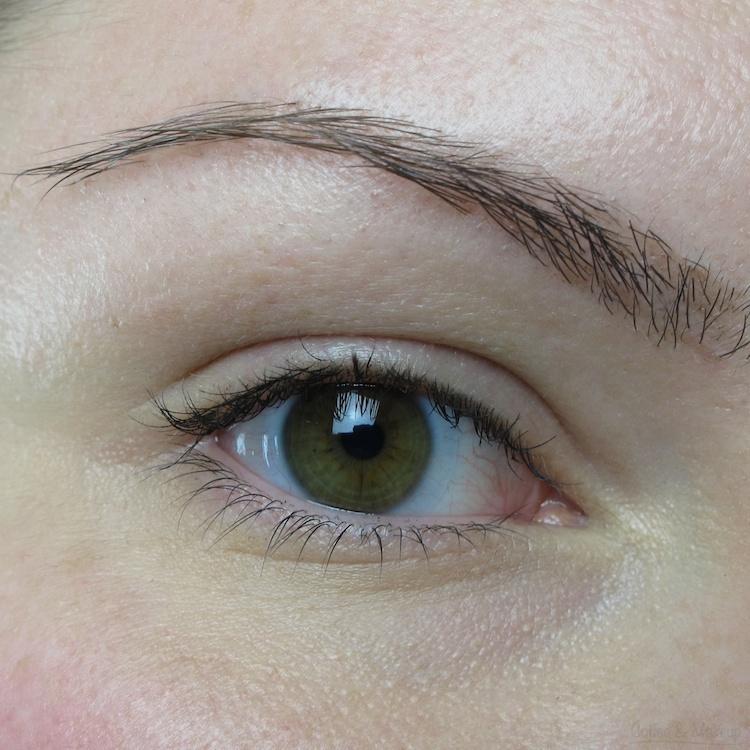 After Garnier Skin Renew Anti-Dark-Circle Roller