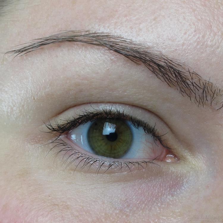 Before Garnier Skin Renew Anti-Dark-Circle Roller