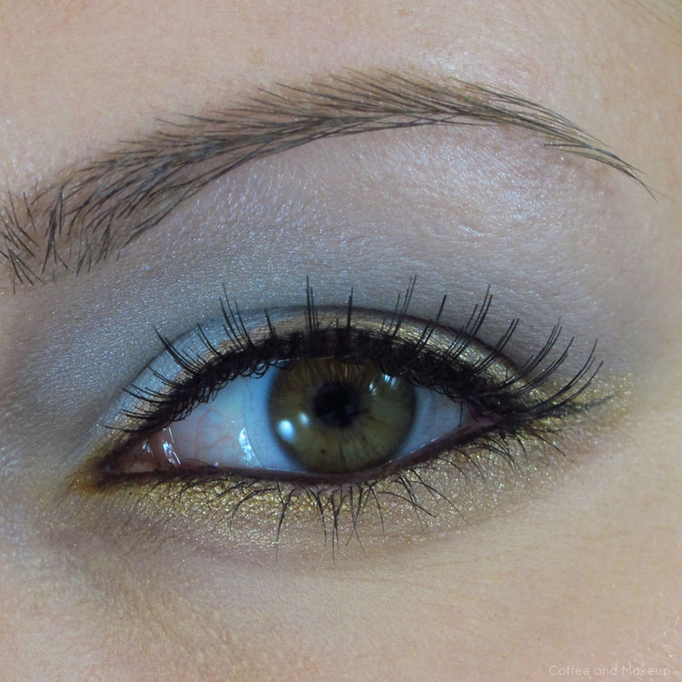 EOTD - Sky Blue and Gold