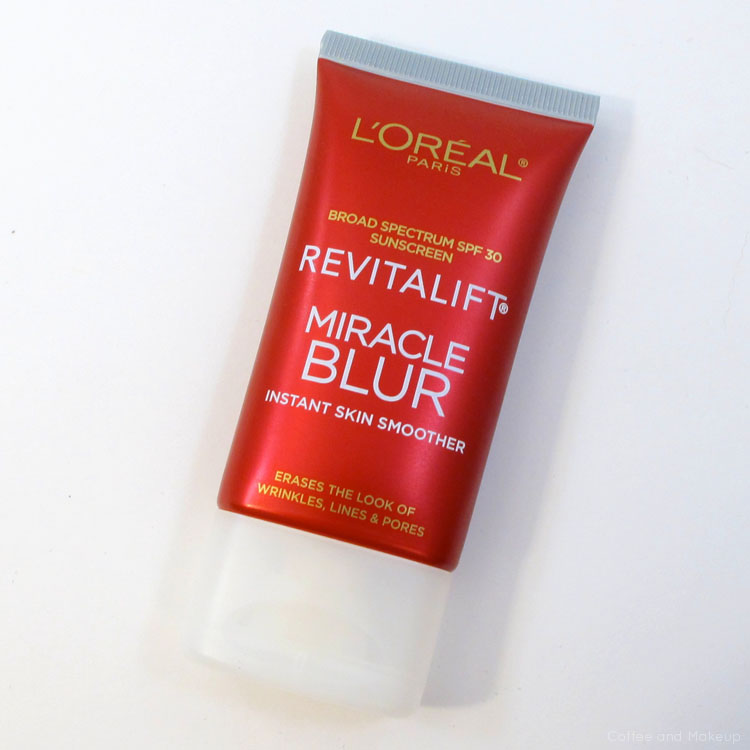Loreal Revitalift Miracle Blur Review