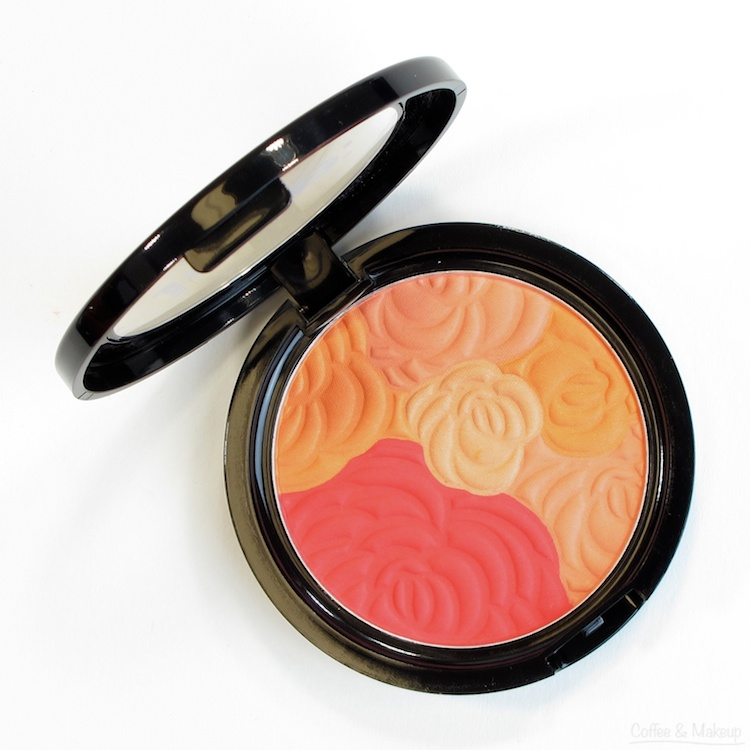 Jane Peach Bouquet Multi Colored Cheek Powder