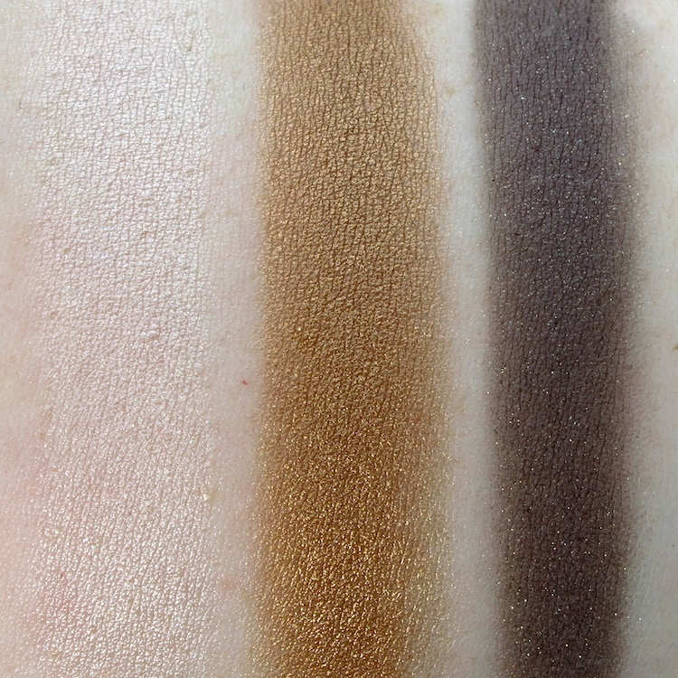Lorac Pro to Go Palette Swatches