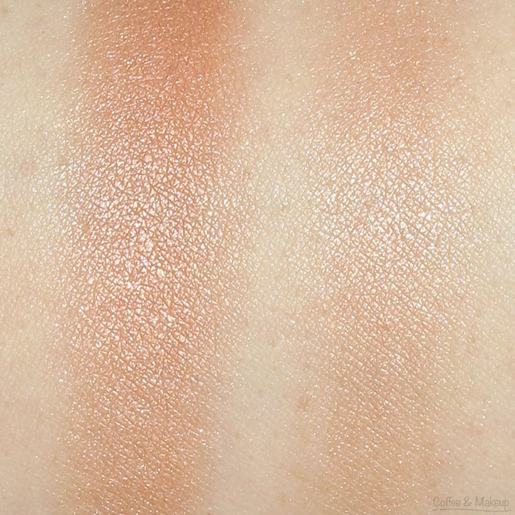 Revlon Naughty Nude Powder Blush Swatch