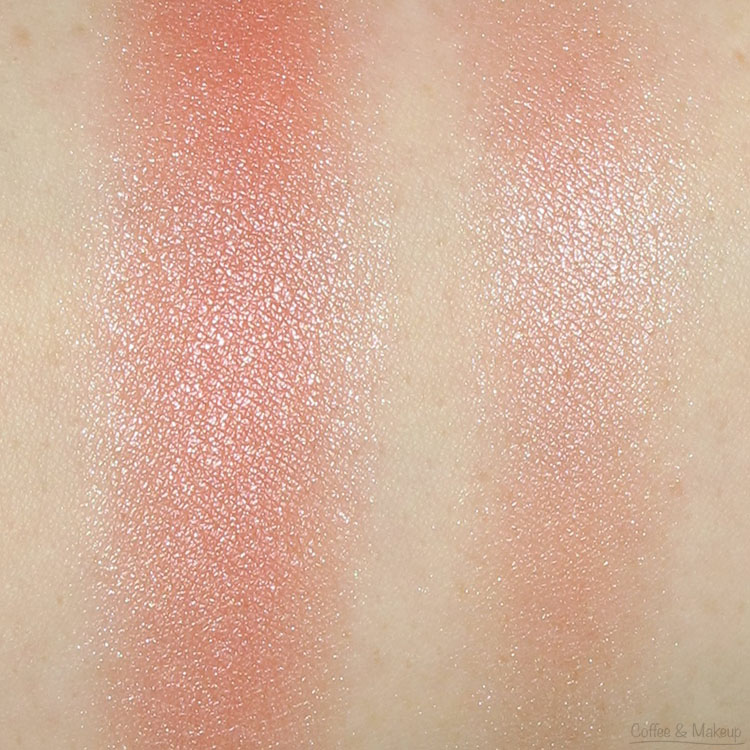 Revlon Racy Rose Powder Blush Swatch