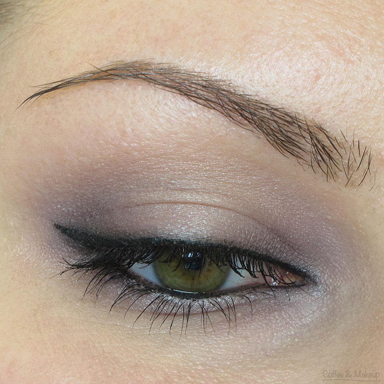 EOTD - Soft Purple Eyeshadow Look