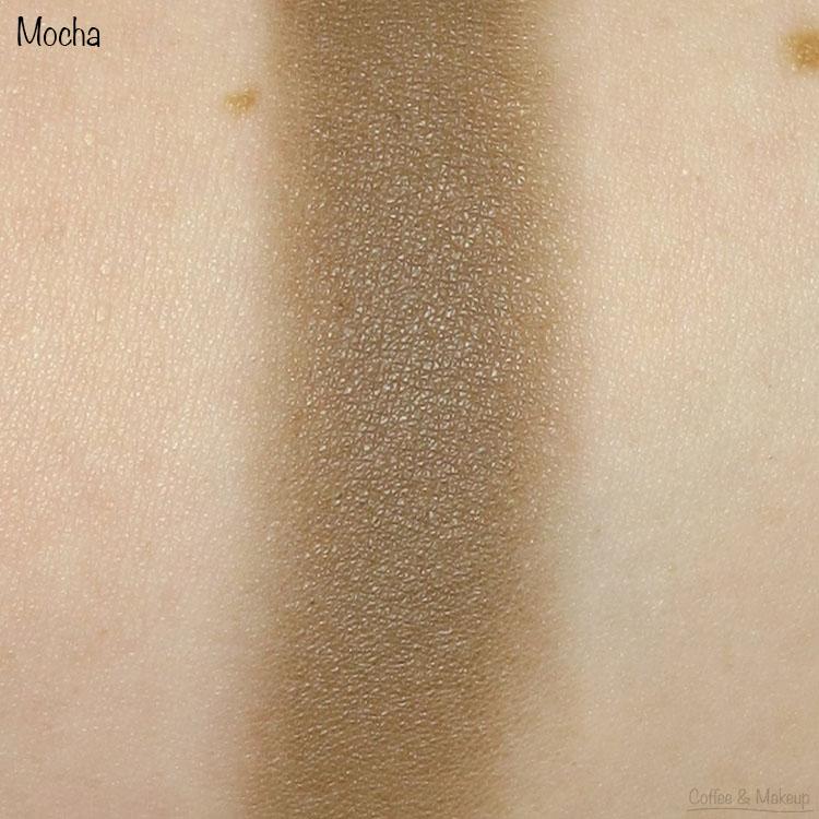 It Cosmetics Mocha Eyeshadow Swatch