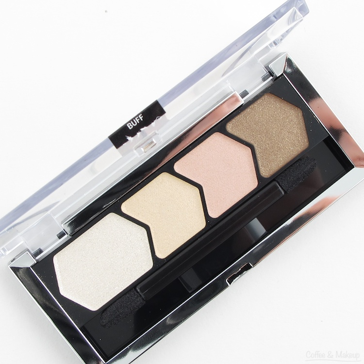 Maybelline Bare it Buff Plush Silk Eyeshadow