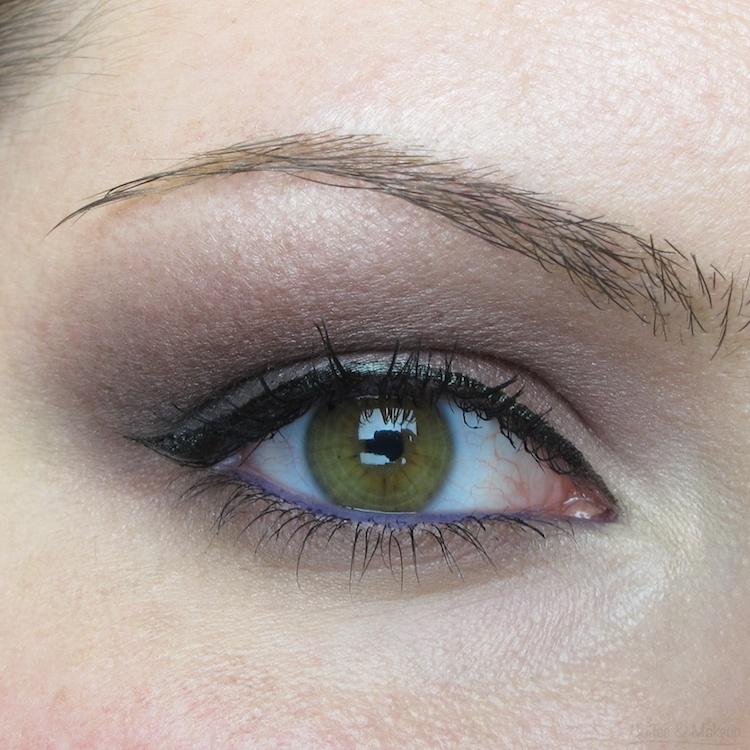 EOTD - Maybelline Take It Off Plush Silk Eyeshadow Look