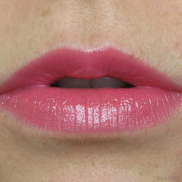 Revlon Coquette Lacquer Balm On Lip Swatch