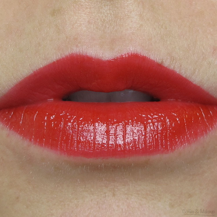 Revlon Provocateur Femme Fatale Lacquer Balm On Lip Swatch