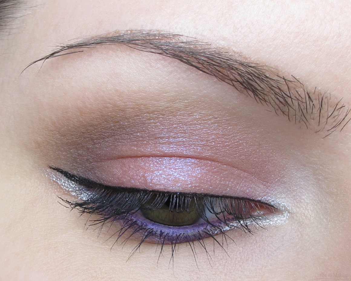 EOTD - Pink and Purple Eyeshadow Look