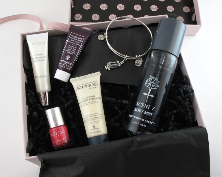 March 2014 Glossybox