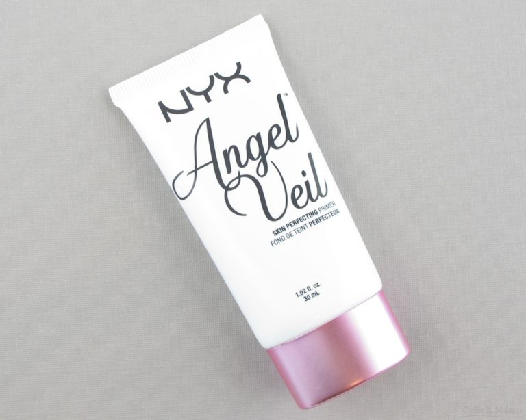 NYX Angel Veil Skin Perfecting Primer Review