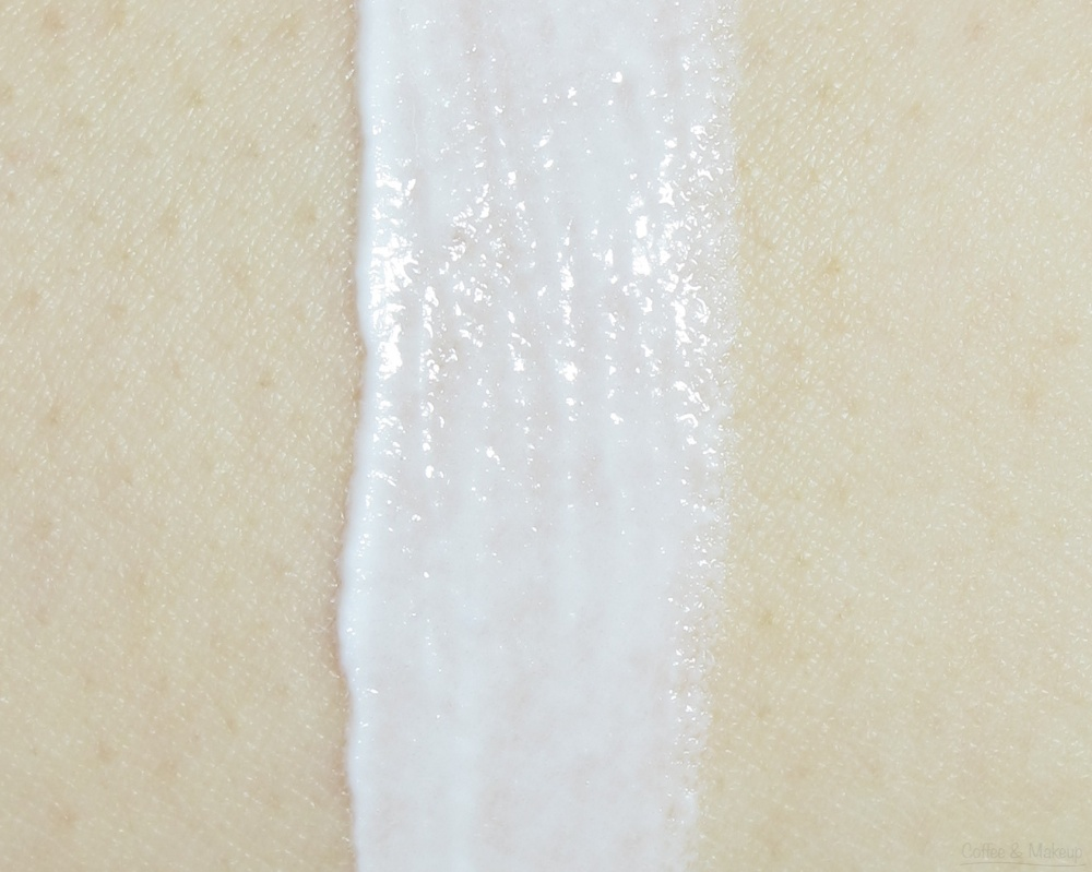 NYX Angel Veil Skin Perfecting Primer Swatch