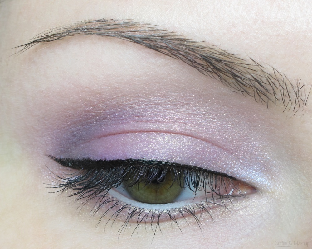 EOTD - Maybelline Plum Passion Plush Silk Eyeshadow