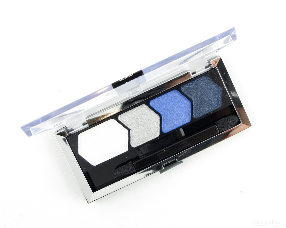 Maybelline Covetable Cobalt Color Plush Silk Eyeshadow Quad