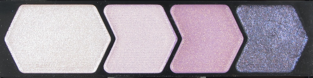 Maybelline Plum Passion Color Plush Silk Eyeshadow Quad