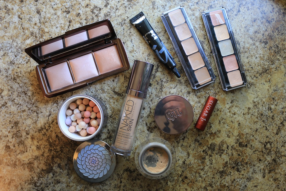 Favorite Face Products of 2014