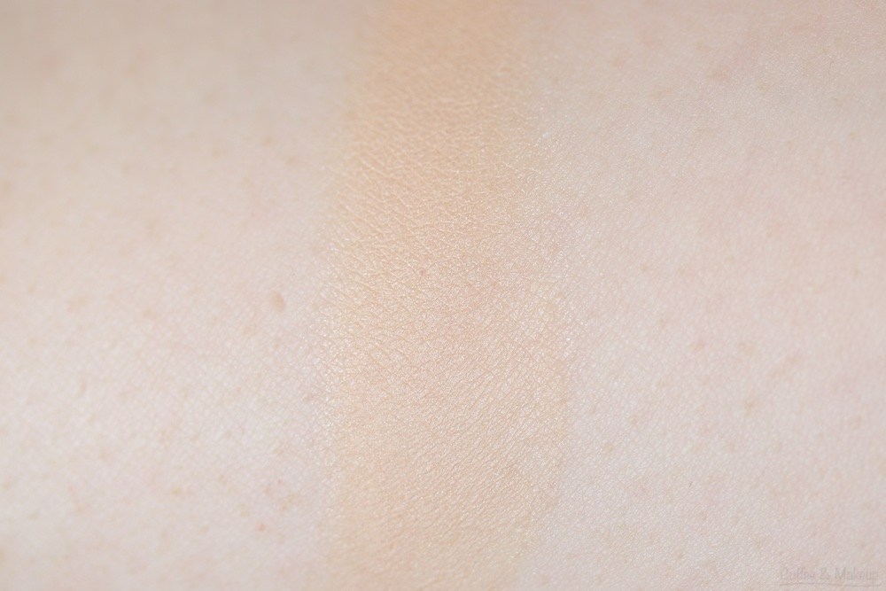 Maybelline The Nudes Palette Swatch - Top row, third from left