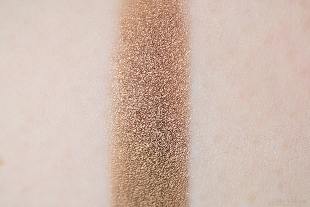 Maybelline The Nudes Palette Swatch - Top row, fourth from left