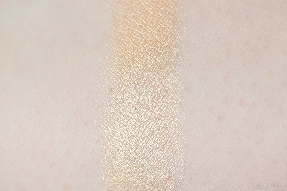 Maybelline The Nudes Palette Swatch - Bottom row, third shade from left