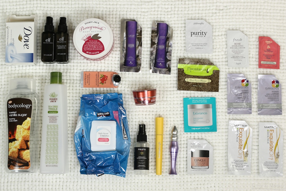January 2015 Empties