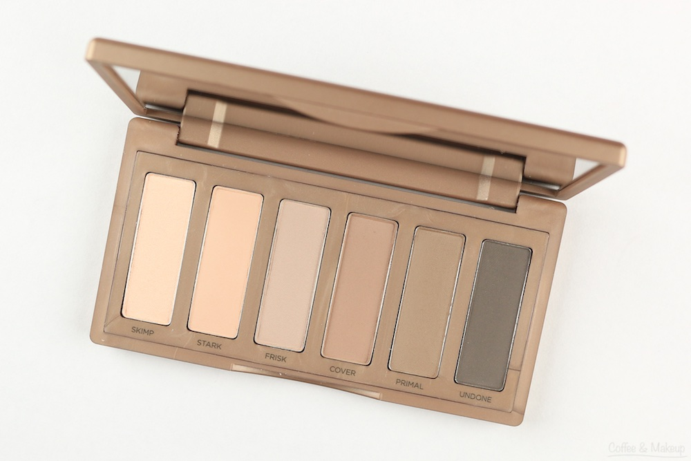 Urban Decay Naked2 Basics Palette Review  Coffee  Makeup-3708