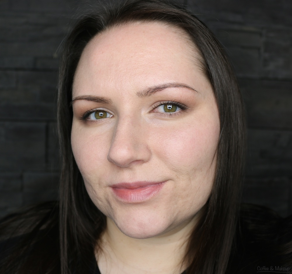 Urban Decay Naked Basics 2 Palette Look