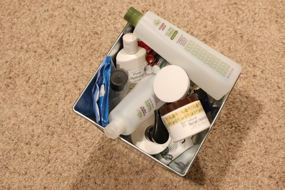 Empties | March - June 2015