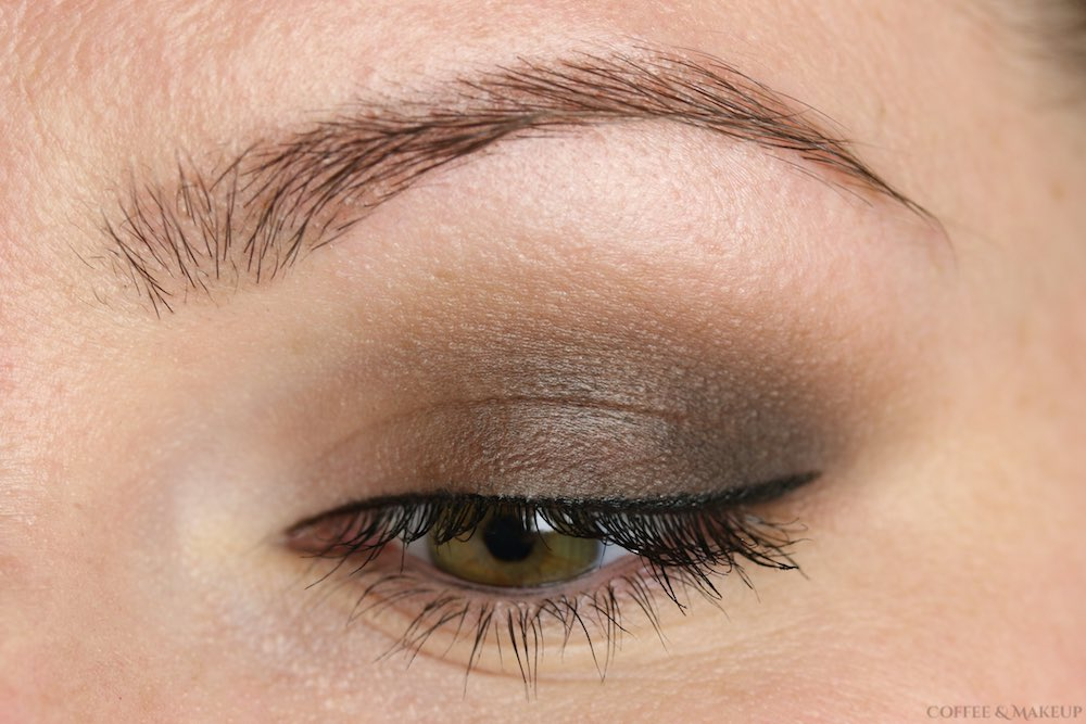 Basic Matte Smoky Eye | Urban Decay Naked Smoky Palette