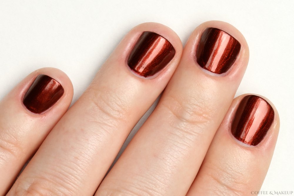 Whim Nail Lacquer - Crackling Embers