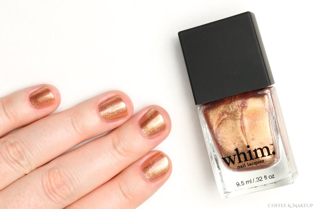 Whim Nail Lacquer - Fallen Sunset