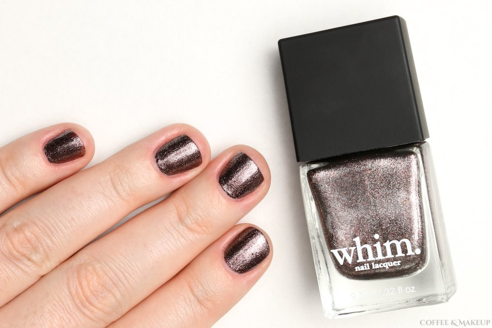 Whim Nail Lacquer - Tall, Dark & Rich