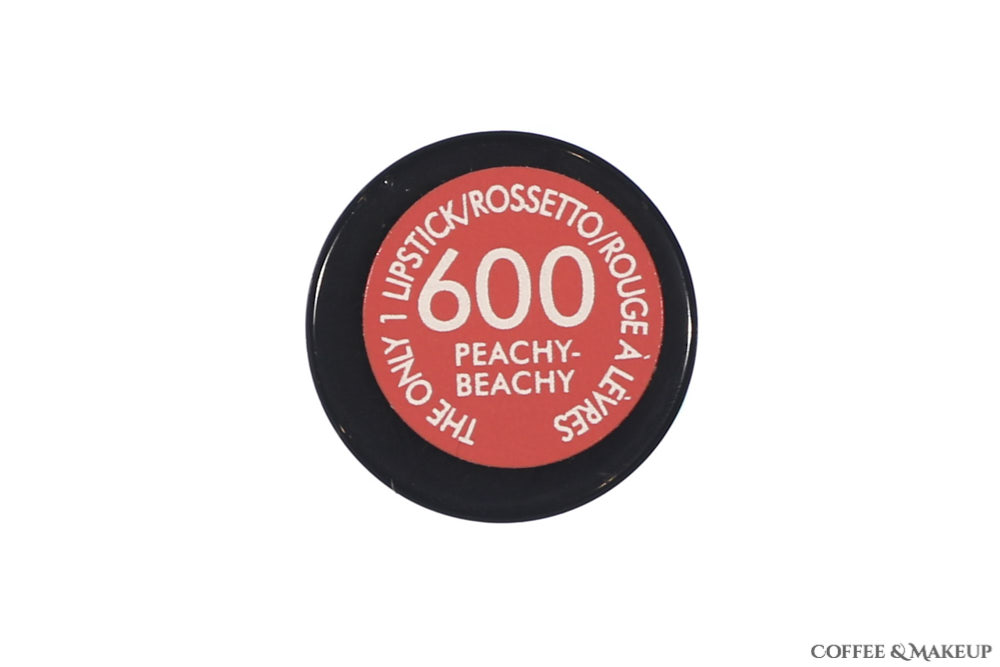 Rimmel The Only 1 Lipstick in Peachy Beachy
