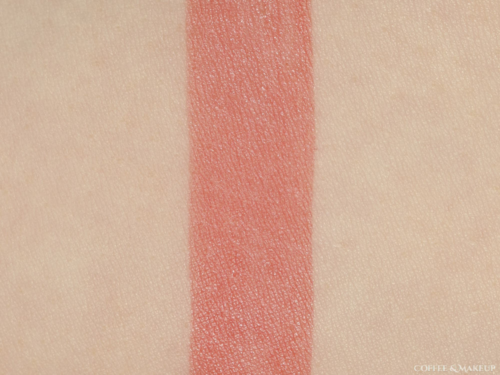 Rimmel The Only 1 Lipstick Swatch in Peachy Beachy