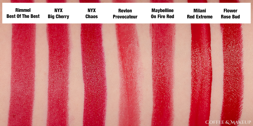 Rimmel The Only One Lipstick in Best Of The Best Dupes and Comparisons