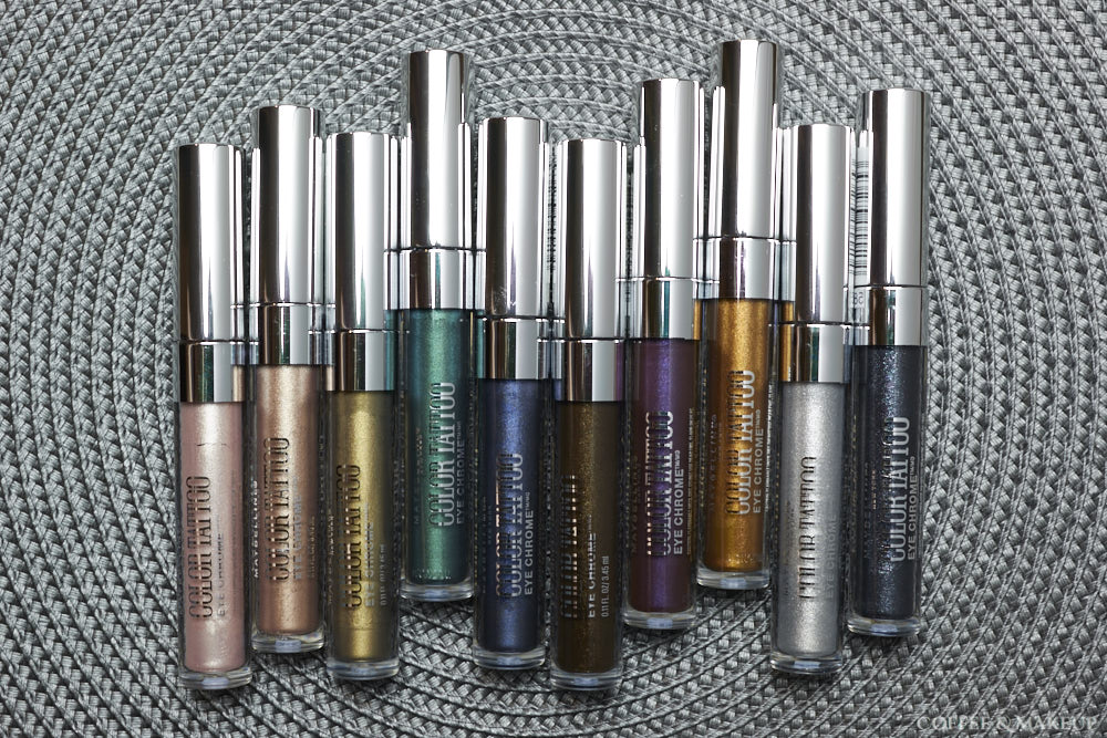 Maybelline Color Tattoo Eye Chromes