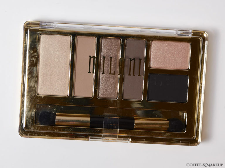 Milani Everyday Eyes 01 Must Have Naturals Palette Review