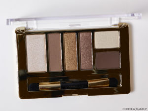 Milani Everyday Eyes 02 Bare Necessities Eyeshadow Palette