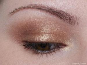 Milani Everyday Eyes 02 Bare Necessities Eyeshadow Palette Look