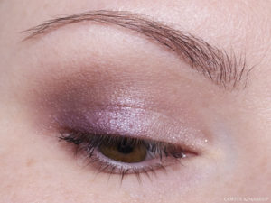Milani Everyday Eyes 04 Plum Basics Eyeshadow Palette Look